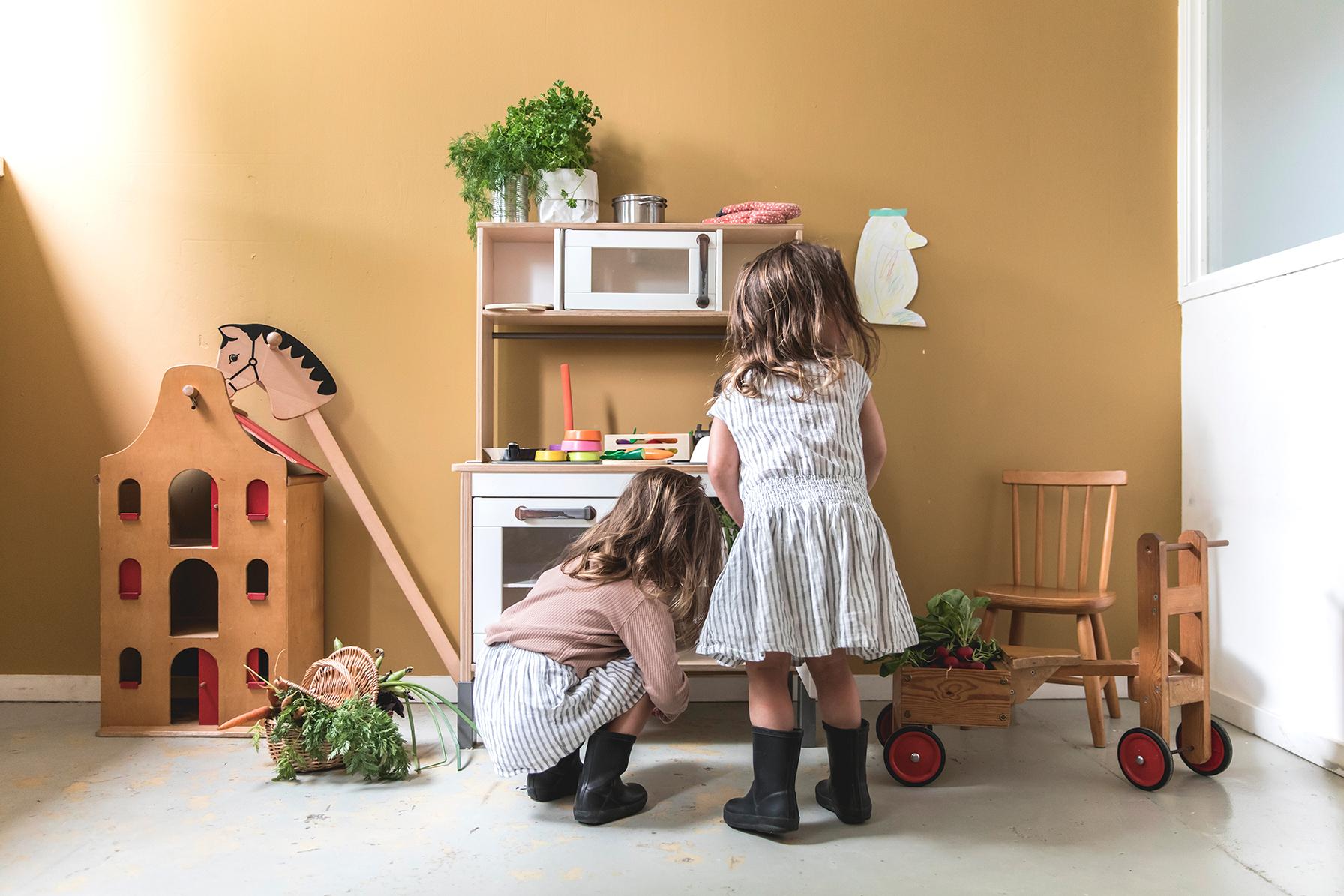 Kinderdagverblijf gezonde voeding