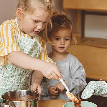 Gezonde voeding op de kinderopvang